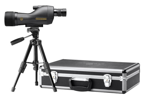 Leupold SX-1 Ventana 2 15-45x 60mm Spotting Scope Kit Black-Gray , Straight