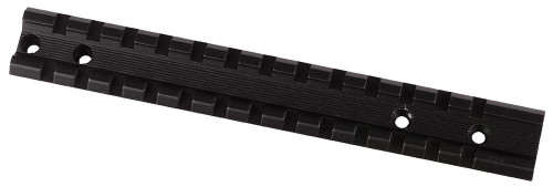 Weaver Mounts 48334 1-Piece Base Multi-Slot For Remington 700 Long Action Weaver Style Black Matte Finish