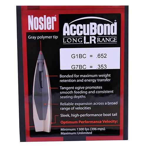 7mm Bullets - AccuBond Long Range