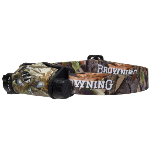 Browning Epic Headlamp -  USB Rechargeable