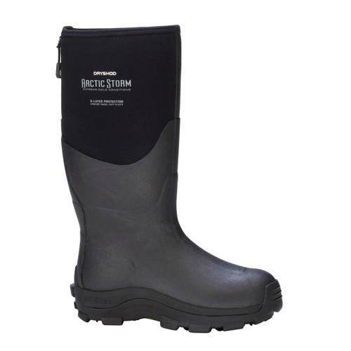 DryShod Arctic Storm Hi Blk/Grey Men's