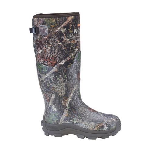 DryShod NoSho Gusset Camo Mens Rubber Boots