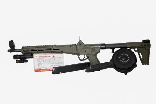 KelTec Sub 2000 GLK 17 9mm Package