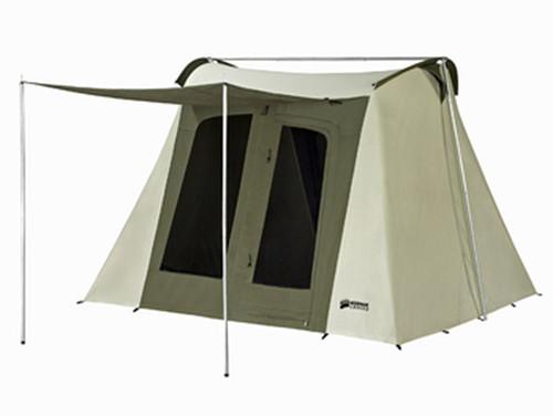 Kodiak Canvas 10x10 ft. Flex-Bow Canvas Tent