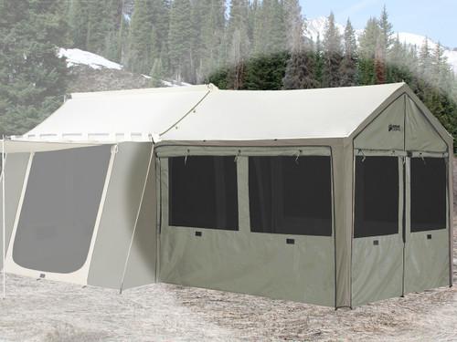 Kodiak Canvas Wall Enclosure for 12x9 Cabin