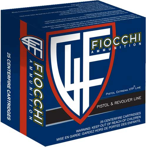 Fiocchi The Defender .38 Special 110  gr Extreme Terminal Performance Hollow Thumbnail