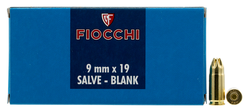 Fiocchi Blanks 9mm Luger   Thumbnail