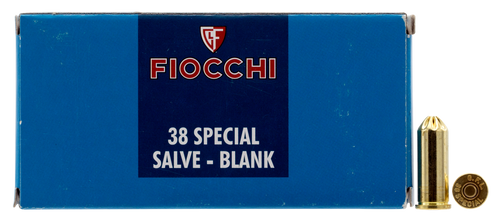 Fiocchi Blanks .38 Special   Thumbnail