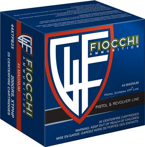 Fiocchi Defense Dynamics .44 Remington Mag 240  gr Jacketed Soft Point Thumbnail