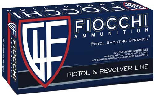 Fiocchi Defense Dynamics 10mm Auto 180  gr Jacketed Hollow Point Thumbnail