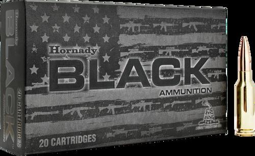 Hornady 6mm ARC 105 gr BTHP Hornady BLACK Rifle Ammo