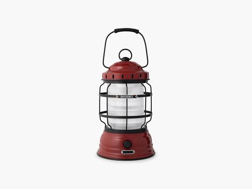 Barebones Forest Lantern - Red
