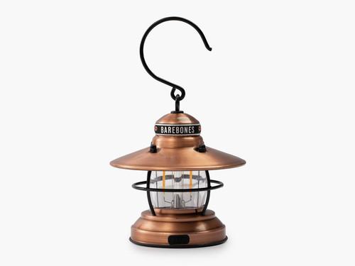 Barebones Edison Mini Lantern 3pk - Copper