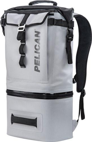 Pelican Dayventure Backpack Cooler - Gray