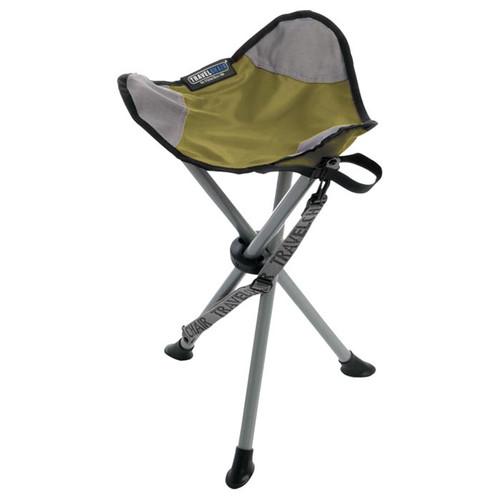 Travel Chair Slacker Stool Green