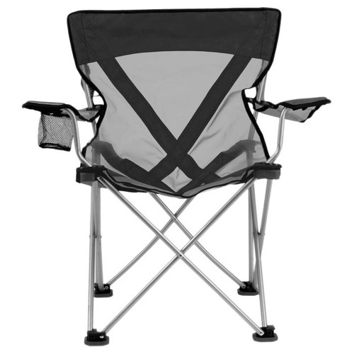 Travel Chair Teddy Steel - Black