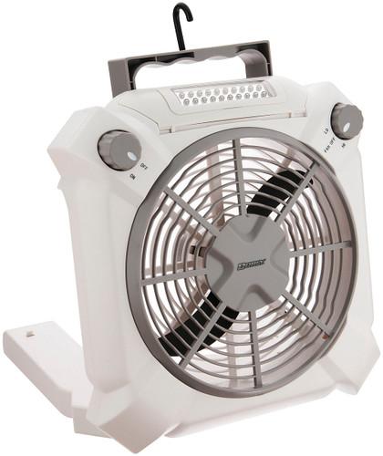 Dorcy 3-In-1 Fan W/ Utility Light