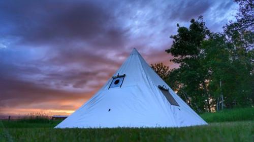 Montana Canvas Range Tent