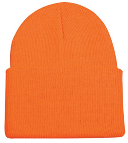 Watch Cap Heavy Weight Blaze Orange