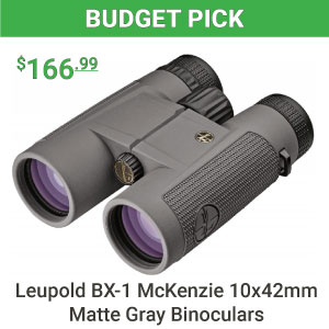 Quality binoculars on a budget.