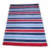Boys Stripe Rug Large