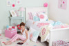 Daisy Floral Duvet Set - Single