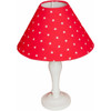 Lampshade - Red Star