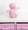 Check Pyjamas & Soft Toy Gift Set