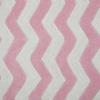 NEW Pink Chevron Rug