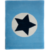 NEW Star Rug- Blue