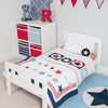 Big Star Cot Bed Quilt