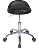 Sofia Chair With Wheels Black