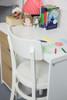 Treehouse Furniture Charterhouse White/Oak Desk