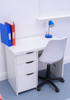 Treehouse Furniture Charterhouse White Desk