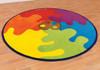 Colour Palette Carpet