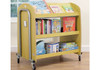 Tuf 2 Library Trolley with Display Shelf