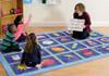 Alphabet Carpet