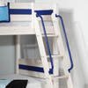 Silvan Whitewash Bunk Bed With Storage