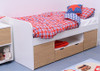 Treehouse Furniture Charterhouse Oak Cabin Bed