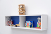 Treehouse Furniture Charterhouse Blue Bookshelf