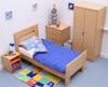 Treehouse Furniture Oakhouse Oak Bed + Free Duvet Set