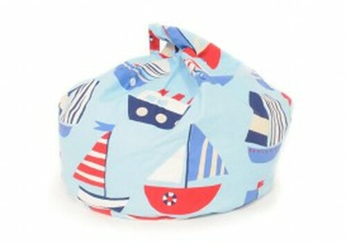 Sail Boats Bean Bag