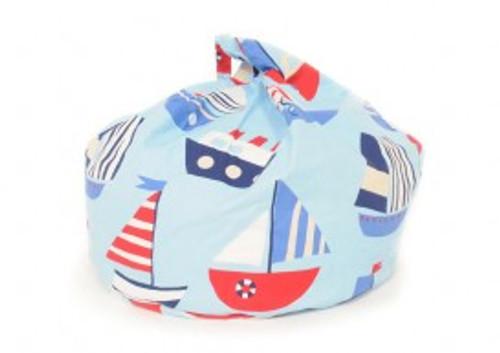 Sail Boats Bean Bag