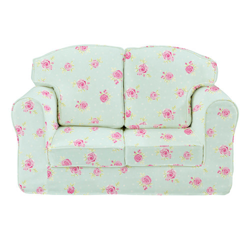 Country Flowers Sofa