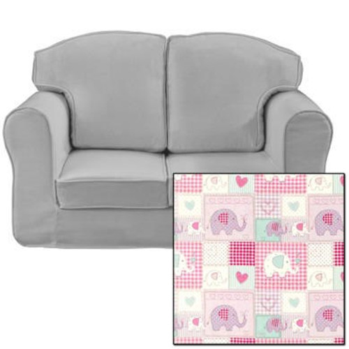 Patchwork Elephant Sofa