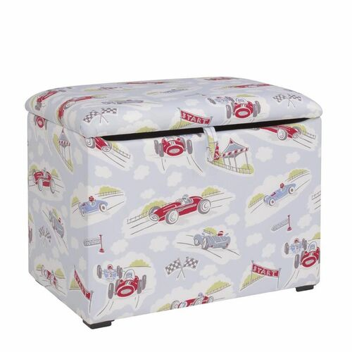 Classic Racing Cars Toy Box