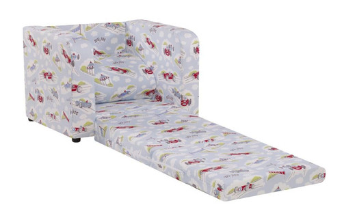 Classic Racing Cars Chair Bed