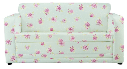 Country Flowers Sofa Bed