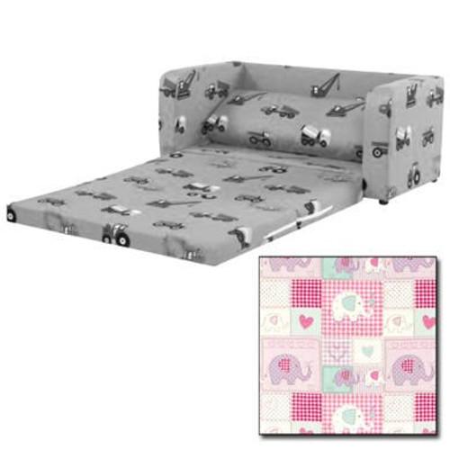 Patchwork Elephant Sofa Bed