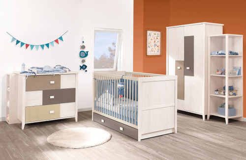 Charly nursery roomset - boys